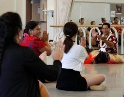 Once we meet, we're family: An Asia Pacific Dance Diary