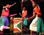 The Royal Drummers and Dancers of Burundi: A Lesson On and Off the Stage
