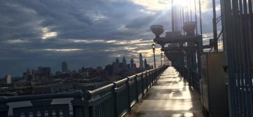 SoLow Fest: So-Low to So-High on the Ben Franklin Bridge
