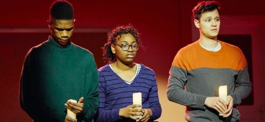 A New Play Testifies to the Power of Young People and Art