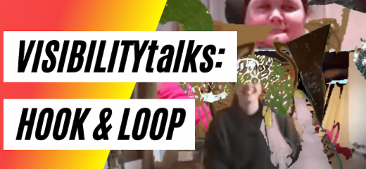 VISIBILITYtalks: Hook & Loop